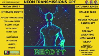 NeoN Transmissions at the Gothic Pogo Festival 2019